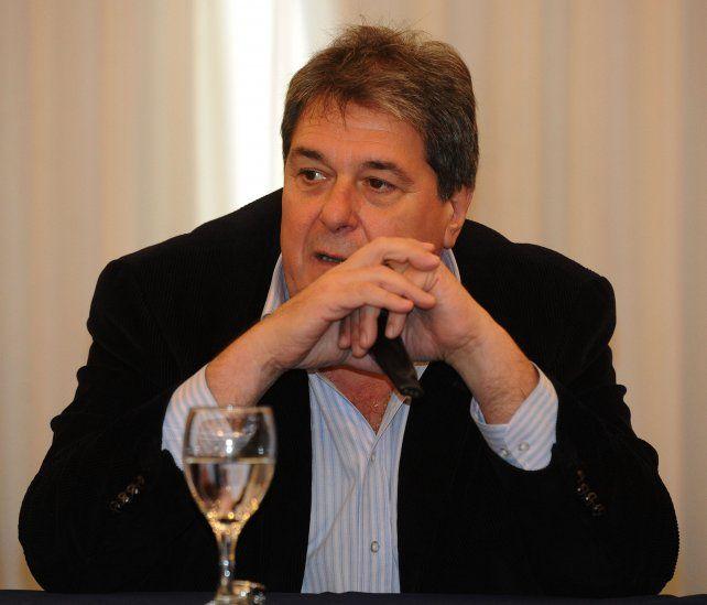 Luis Rubeo (h) fue el impulsor del proyecto.