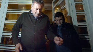 Sale. Luis Segura se hizo cargo de la AFA tras la muerte de Julio Humberto Grondona.
