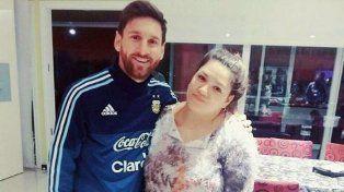 Messi vino a la ciudad, se fue a descansar y hay optimismo en que revierta su decisión de renunciar