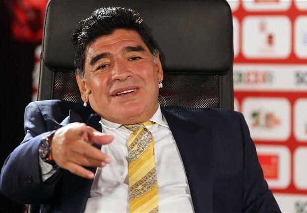 Estalló Maradona en el WhatsApp del 86: Nosotros no jugamos con Chile, le ganamos a Alemania