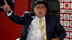 estallo maradona en el whatsapp del 86: nosotros no jugamos con chile, le ganamos a alemania