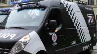 Al menos cinco detenidos y armas secuestradas en un megaoperativo en barrio Municipal
