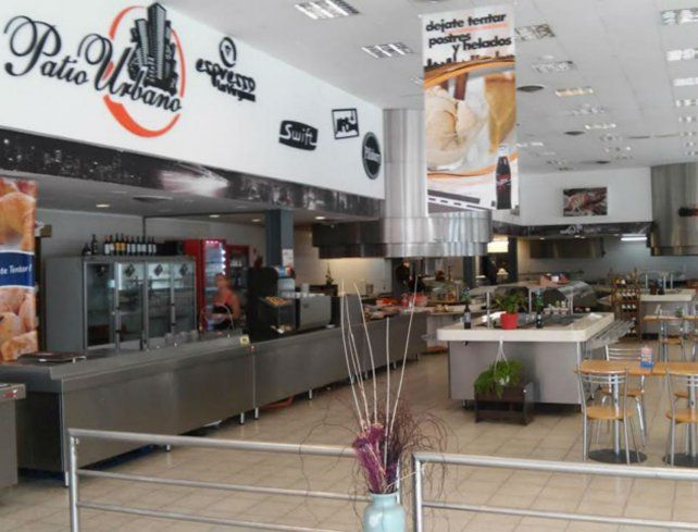 Los locales que se encuentran dentro de los grandes supermercdos se verán perjudicados con la ley de descanso dominical.