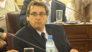Capitani, el autor de la iniciativa.