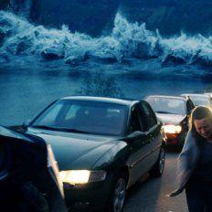 Amenaza probable. La película está inspirada en el posible derrumbe del fiordo de Geiranger, uno de los destinos más populares de Noruega.