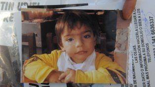 Familiares de Valentín Uriel Moreno estuvieron esta mañana en Tribunales pidiendo que se acelere la búsqueda.
