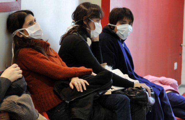 gripe a. Santa Fe es la provincia con mayor cantidad de decesos