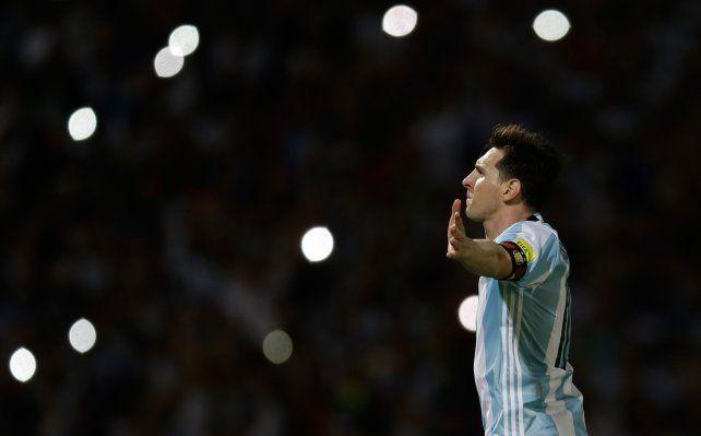 Sin Messi, menos dólares