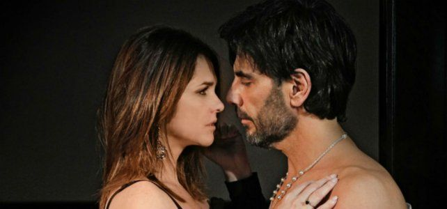 Araceli González y Juan Darthés