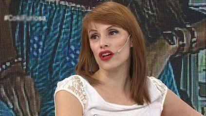Connie Ansaldi le dijo a Liberman que era mufa por su condición de colorado.