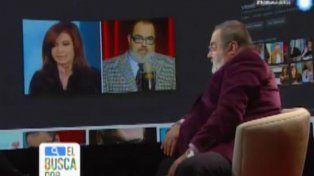 Jorge Lanata fue invitado al programa Buscador en red de la TV Pública.