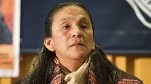 Milagro Sala se encuentra detenida en Jujuy.