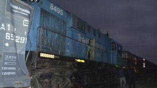 El choqaue de trenes se produjo en jurisdicción de Rawson