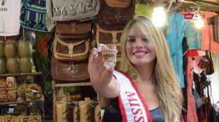 Conocé a fondo a la ganadora del premio Miss Tanga 2016 de Paraguay