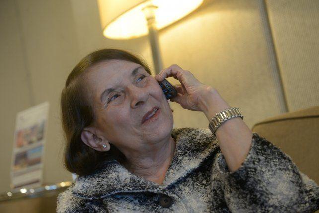 La neurocirujana Hilda Molina
