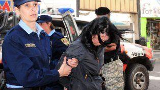 en prision. Carolina Virginia Seguer, acusada de la autoría del crimen.
