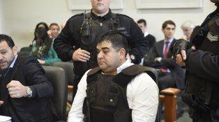 Sin salida. Leandro Pollo Vinardi pasará la próxima década preso.