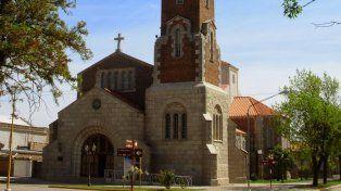 VALOR. La iglesia es patrimonio cultural del pueblo y lo será de la provincia.