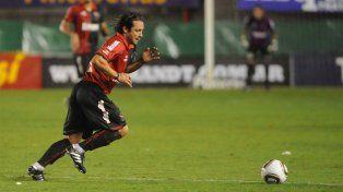 El delantero Diego Torres