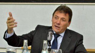 Disertante. Raimundo habló del Plan Estratégico y de inversiones.