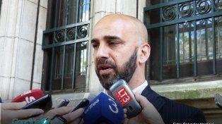 Investigador. El fiscal Rafael Coria habló de una disputa por la venta de drogas.