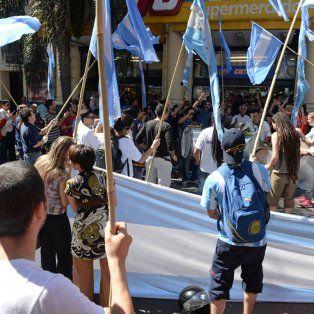Manifestación. La resolución de la empresa de Alfredo Coto podría derivar en fuertes protestas.