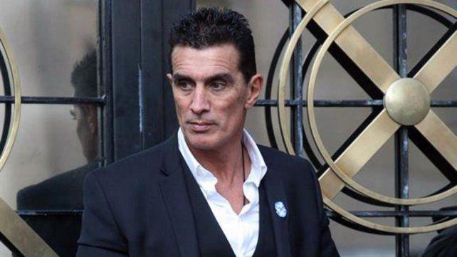 Demencial. Daniel Díaz León (54) sufrió nueve impactos de bala.