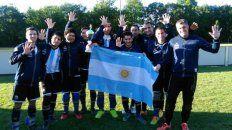 En racha. El conjunto argentino llegará muy entonado a los Juegos Olímpicos.