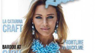 La portada de la edición de julio de la famosa revista.
