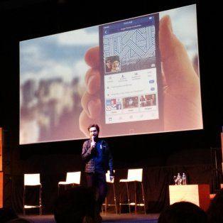 A aprender. Facebook realizó una jornada en Rosario de la que participaron 800 emprendedores de la región.