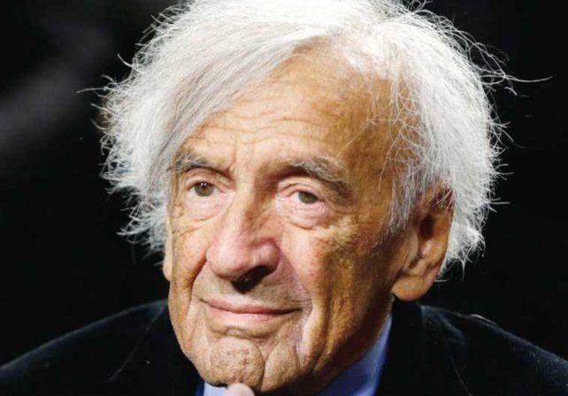 Compromiso. Wiesel tenía 87 años. Residía en la ciudad de Nueva York.