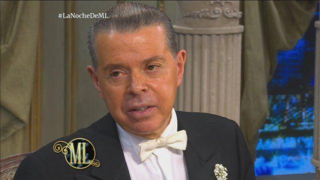Oyarbide contó sus planes de casamiento en el programa de Mirtha.