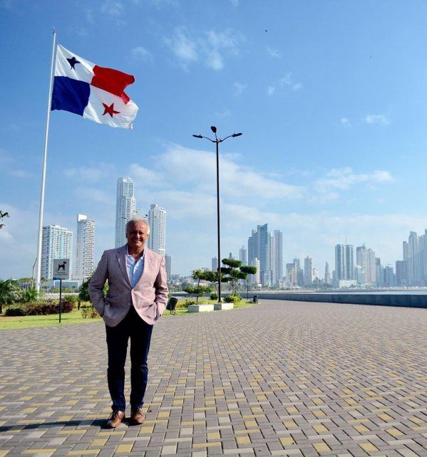 Del Sel dice estar cómodo como embajador en Panamá. Soy salsero y me gusta el calor. Estoy en mi salsa