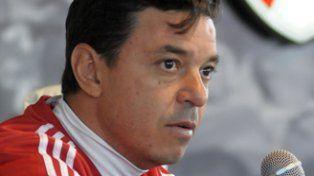 DT millonario. Marcelo Gallardo.