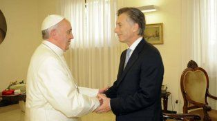 Yo no tengo ningún conflicto con el presidente Macri, me parece una persona noble