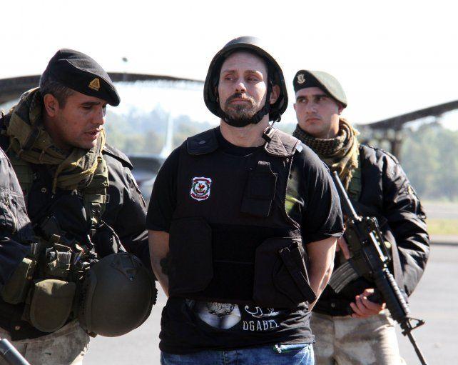 La Justicia de Paraguay resolvió a favor la extradición de Pérez Corradi a la Argentina
