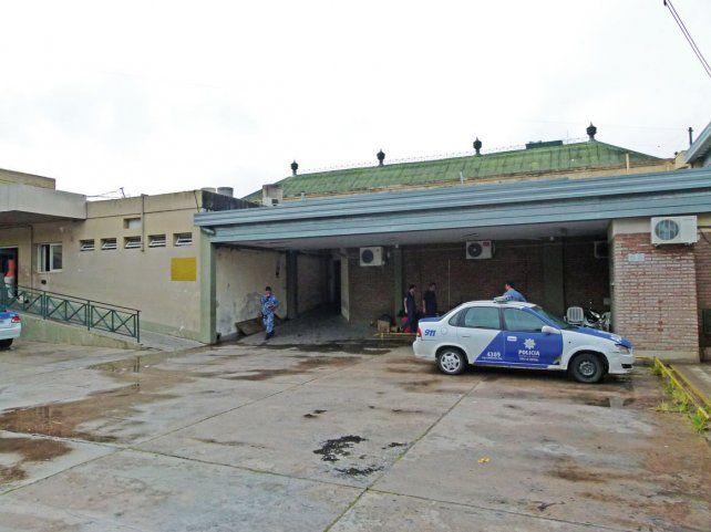 herido. Una de las víctimas fue internada en el hospital Cullen de Santa Fe.