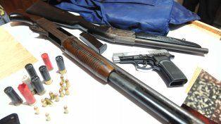 secuestradas. Se pretende evitar el uso de armas en situaciones conflictivas.