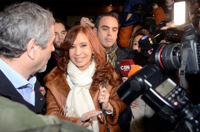 Cristina planteó que se haga una auditoría de la obra pública y rechazó denuncias de corrupción