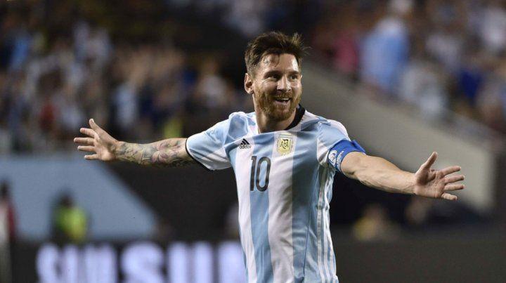 Un video en el que Dios le pide a Messi que no se vaya es furor en las redes