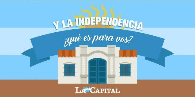 La Capital convoca a los chicos a opinar a través de un video sobre qué es la independencia