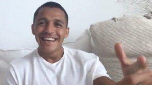 Alexis se encuentra en plena recuperación de la lesión que sufrió en la final.