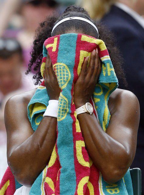 Djokovic y Serena Williams quedaron envueltos en un escándalo en Wimbleblon
