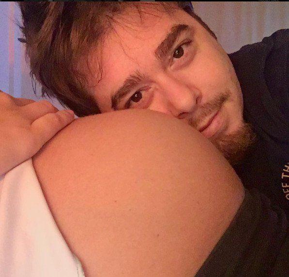 Migue Granados cumplió un viejo y simple anhelo a días de convertirse en padre