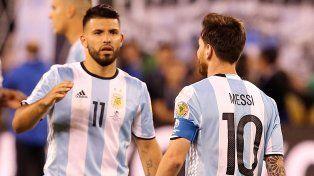 El padre de Agüero deslizó que si Messi se va, su hijo podría tomar el mismo camino