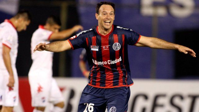 Mauro Matos se suma mañana a la pretemporada rojinegra.