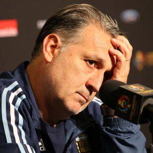 La renuncia de Gerardo Martino a la selección nacional tomó por asalto a las redes sociales.