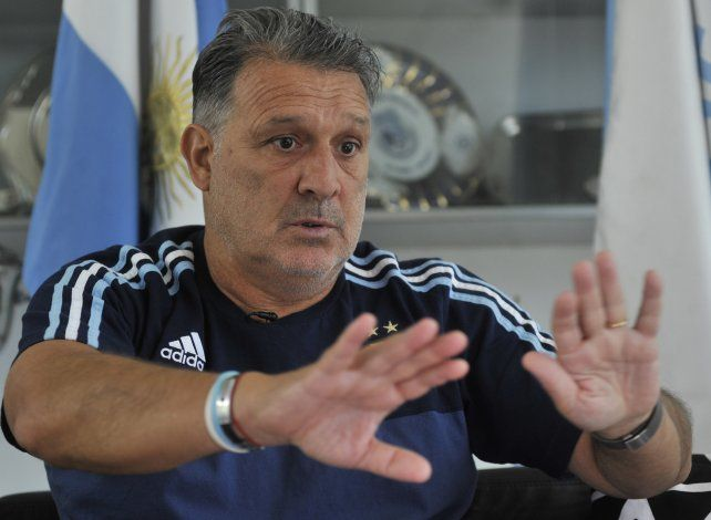 El Tata renuncióa menos de dos años de haber asumido como entrenador de la selección.
