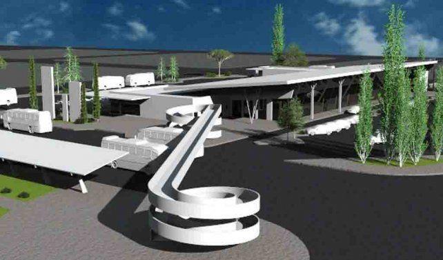 Moderno. El proyecto contempla una total refuncionalización del lugar