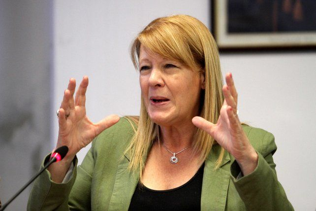 Stolbizer denunció que Cristina y su familia movieron dinero de cuentas bancarias y cajas de seguridad